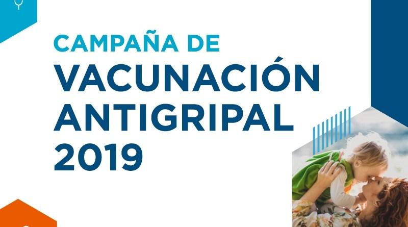 Campaña de vacunación antigripal 2019-20