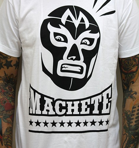 Camiseta logo Machete Clothing