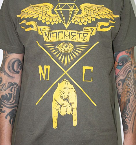 Machete Clothing Dogma