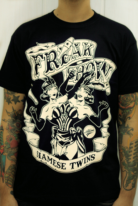 Freak Show Machete Clothing