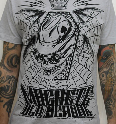 Old School Machete Clothing