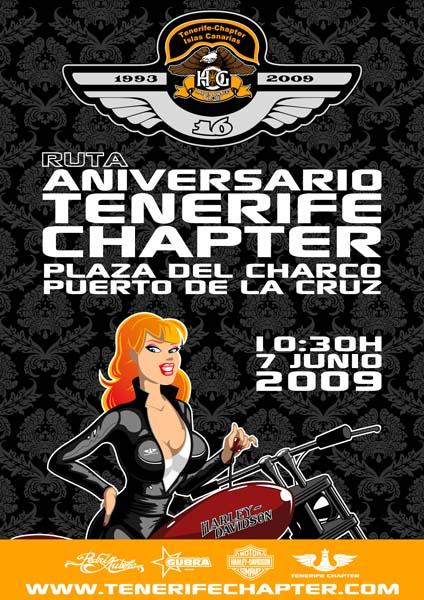 Aniversario Tenerife Chapter