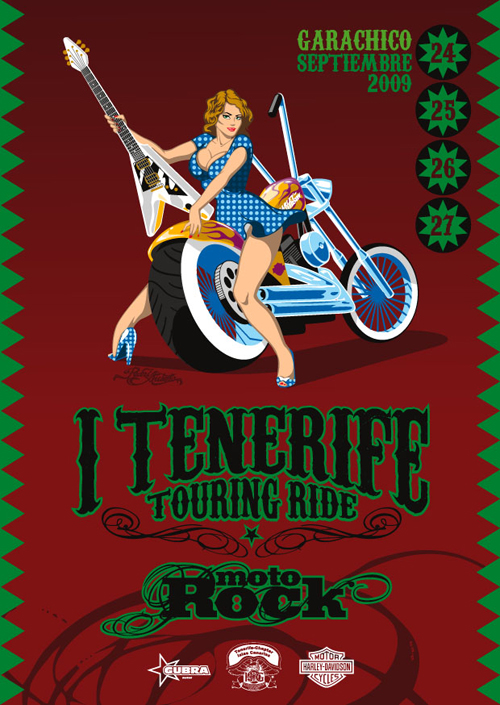 I Tenerife Touring Ride