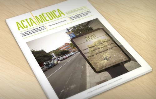 Revista Acta Médica