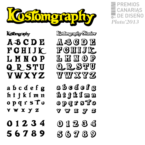 Kustomgraphy