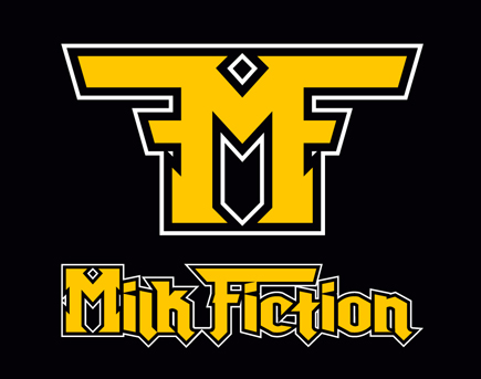 Milk Fiction logo