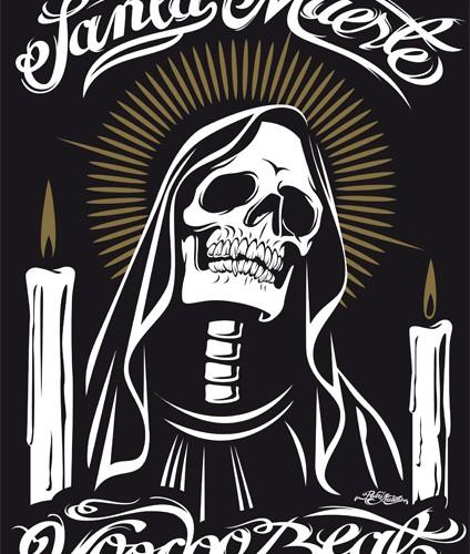 VoodooBeat Santa Muerte