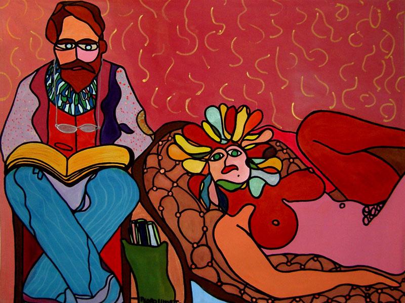 Resultado de imagen de arte y psicoanálisis