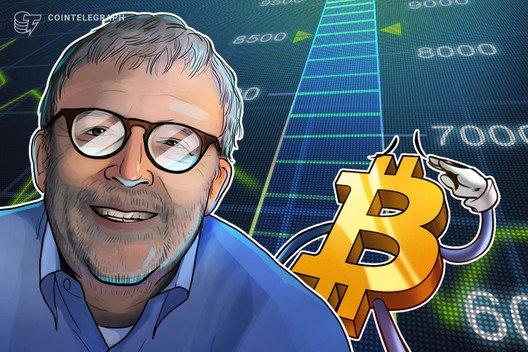 """""""Las manos débiles están fuera"""", para el trader que aseguró que el máximo de Bitcoin eran USD 20 mil, y que ahora afirma que ese es el valor del soporte inferior"""