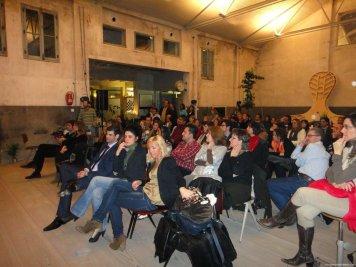 Vista frontal del Evento Hub Madrid
