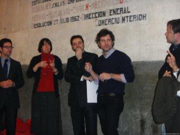 Aitor Canales en el Evento Hub Madrid