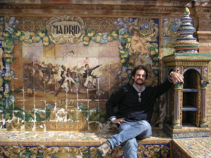 spain sevilla 2004