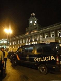 15M Puerta del Sol