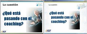 ejemplo mal coaching - Mi experiencia en la ECC (Parte II)