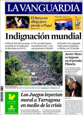 espana la vanguardia 15o
