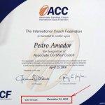 Pedro Amador - ACC coaching ICF