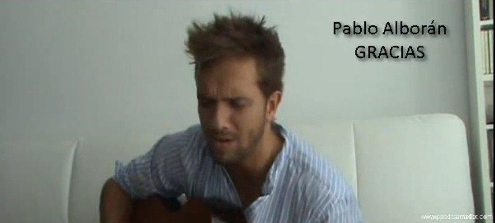 Gracias a Pablo Alborán te comparto las conclusiones de mi vida…