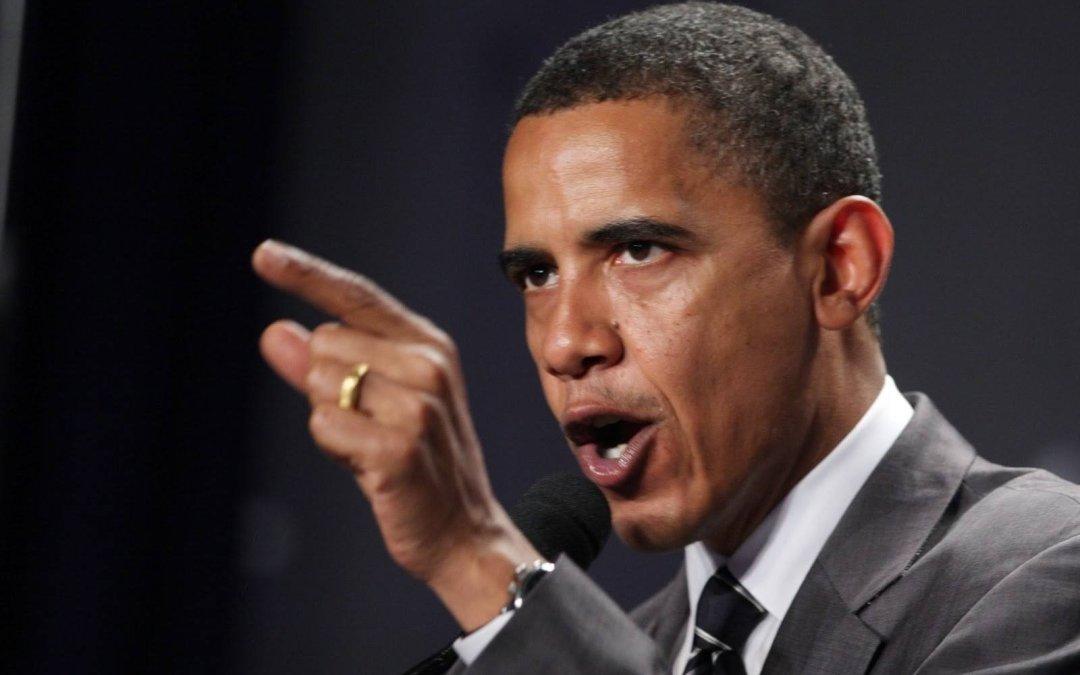 Obama, no te cree ni tu madre
