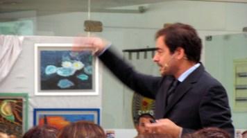 Fotos conferencia Motivación Elbio Fernández Uruguay 4