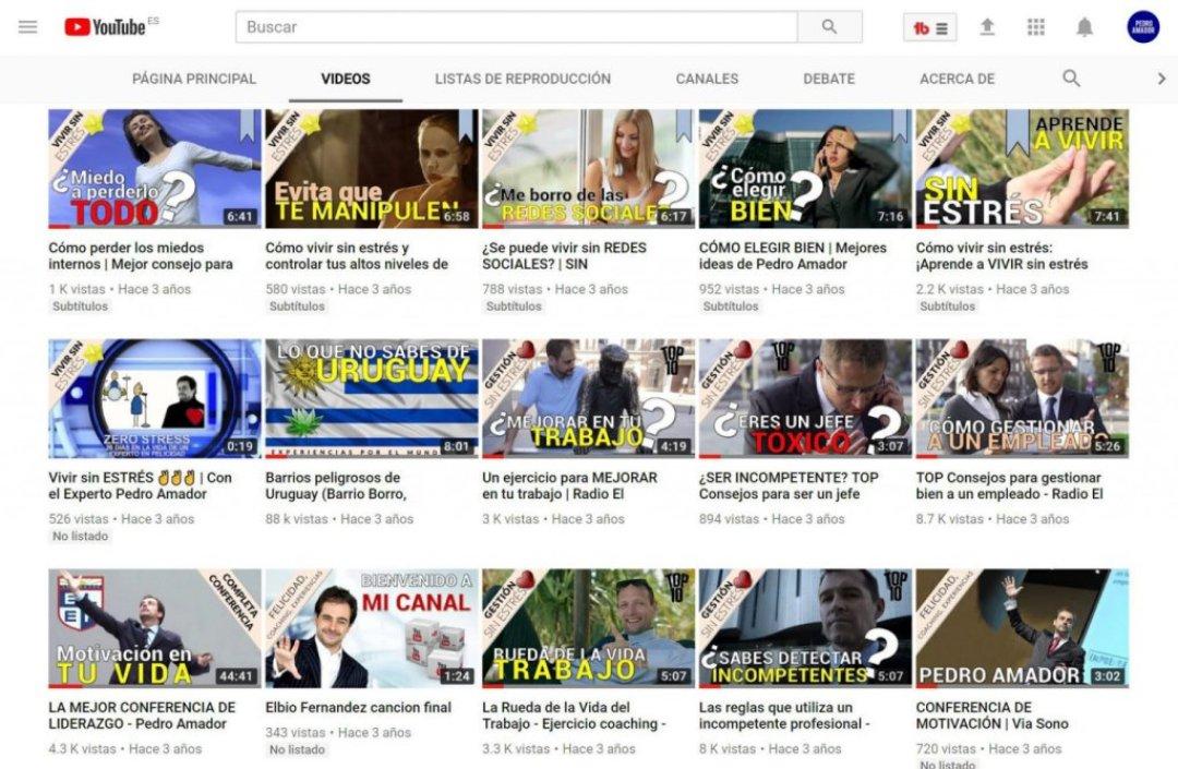 Mianiaturas en YouTube SEO