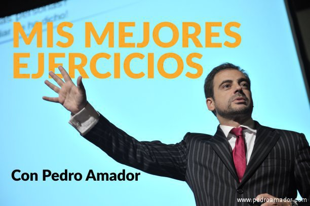 Pedro Amador - Mejores ejercicios de Coaching