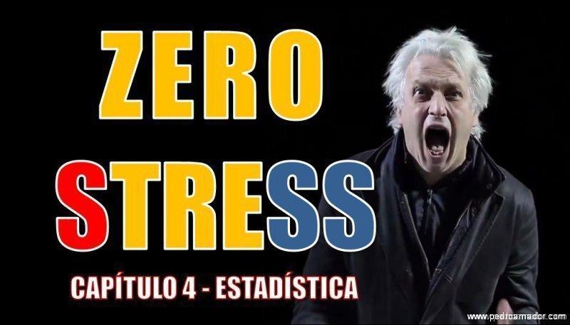 ¿Te produce Stress todo lo que dice la estadística?