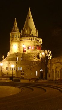 BUDAPEST-Bastion-Buda