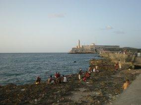 CUBA Malecon y castillo del Morro