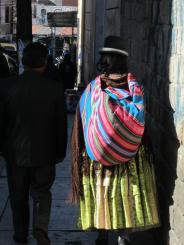 BOLIVIA-Bolivianos la Paz