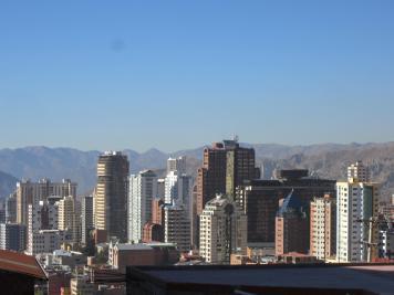 BOLIVIA-Ciudad de la Paz