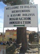 BOLIVIA Frontera KASANI - Qué hacer en BOLIVIA⛲