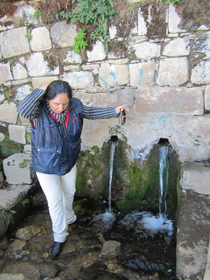 BOLIVIA Isla del Sol fuente de jueventud