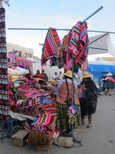 BOLIVIA Mercado Oruro - Qué hacer en BOLIVIA⛲
