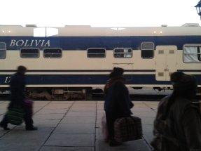 BOLIVIA Tren a Oruro - Qué hacer en BOLIVIA⛲