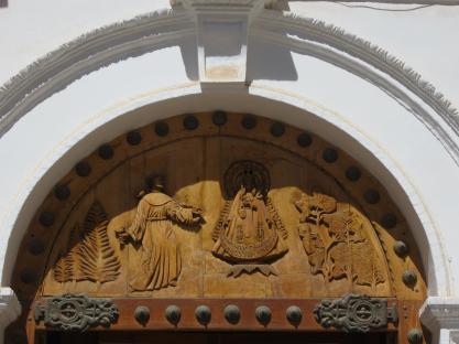 BOLIVIA-Virgen de Copacabana