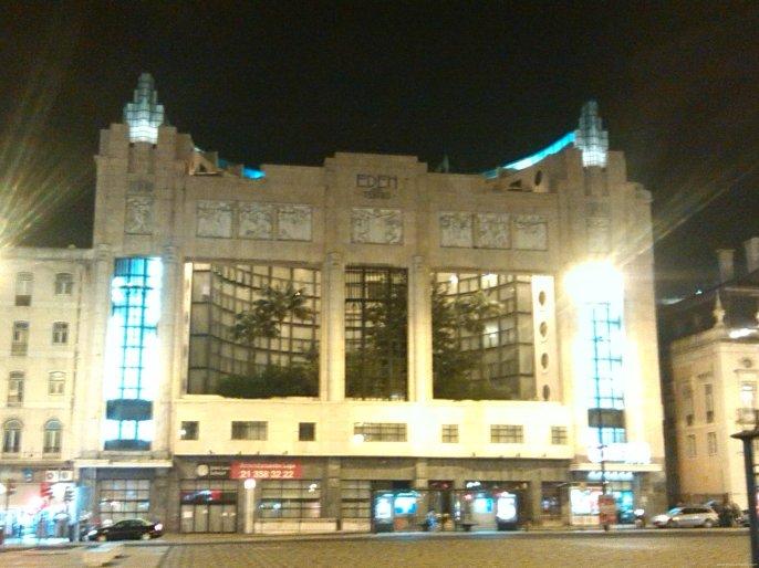 LISBOA Teatro Eden Avda Liberdade