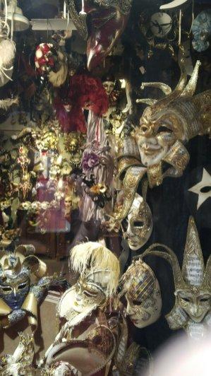 VENECIA Mascaras