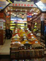 TURQUIA Estambul Mercado Especias