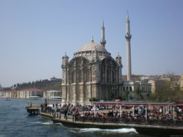 TURQUIA Estambul Ortakoy