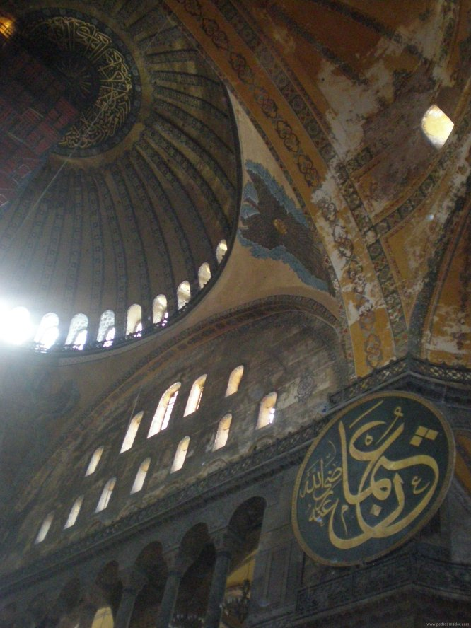 TURQUIA-Estambul-Santa Sofia