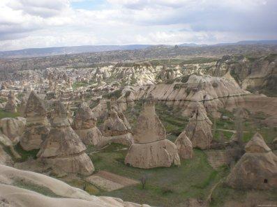 Imagen TURQUIA Capadocia Valle Goreme chimeneas hadas