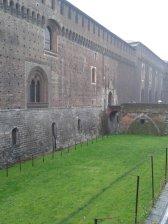 MILAN Castillo Sforzesco