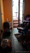 Piso compartido donde me tocó vivir en Montevideo