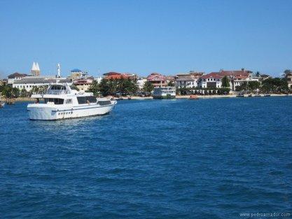 TANZANIA-Ferry Stonetown