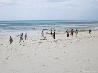 TANZANIA Jambiani futbol