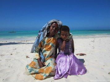 TANZANIA-Jambiani princesas