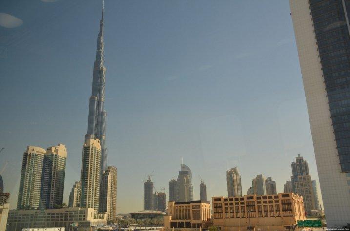 Burj Califa Dubai Como es Dubai - blog personal Pedro Amador con las mejores reflexiones de cómo vivir en Dubai