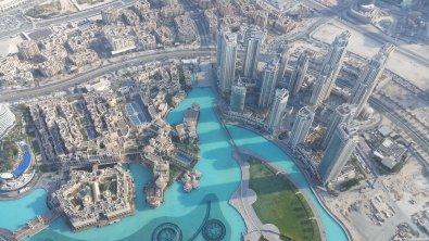 Burj Califa View Dubai 2 1