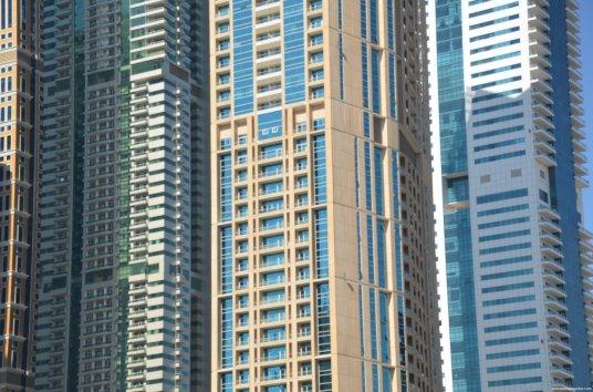 Dubai Marina Edificios
