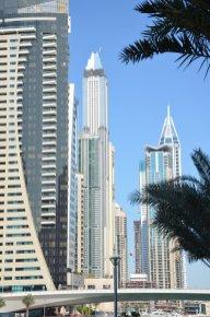 Vivir en Dubai Marina